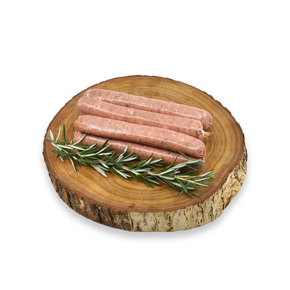 Lamb, Rosemary & Garlic Sausages | $17.99kg - Super Butcher |