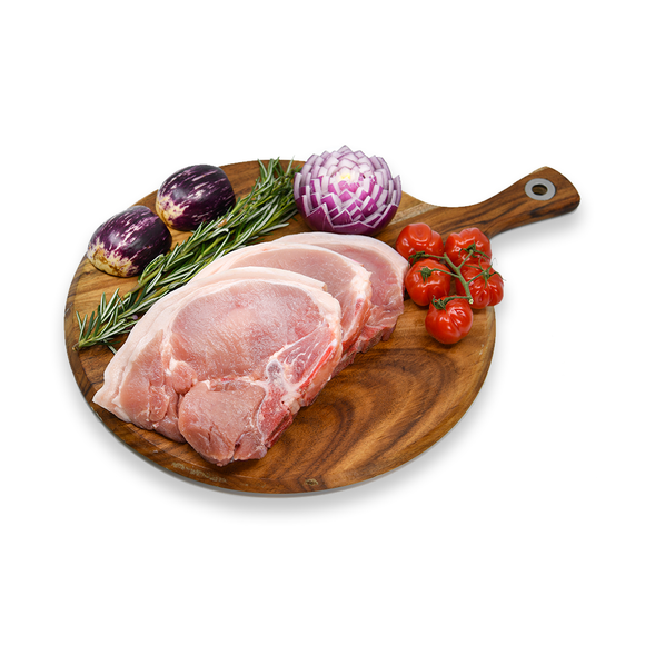 Pork Loin Chops | $16.99kg - Super Butcher |