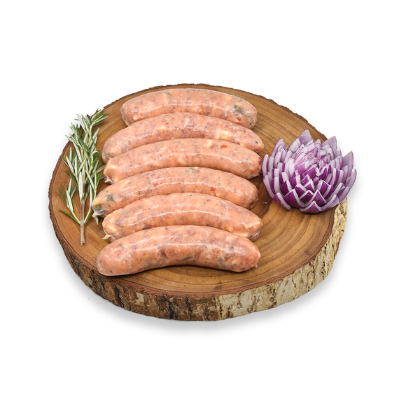 Pork, Jalapeno & Cheese Hotlink | $12.99kg - Super Butcher |