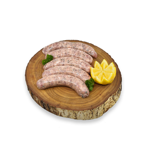 Pork, Parmesan, Pepper and Spinach Sausage | $16.99kg - Super Butcher |