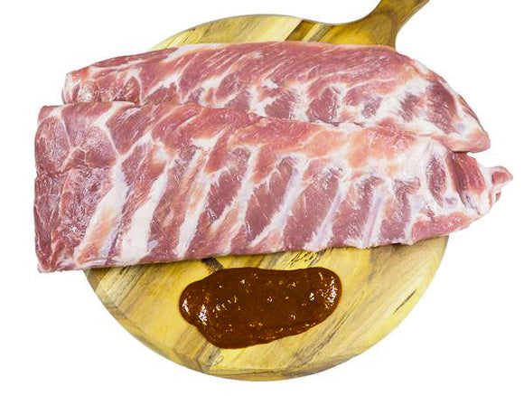 Pork USA Ribs | $26.99kg - Super Butcher |