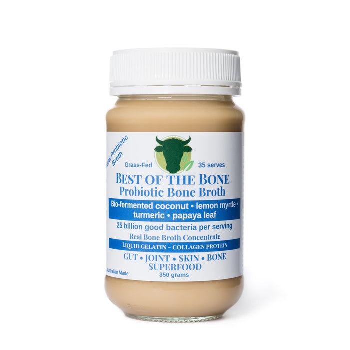 Best of the Bone Probiotic Bone Broth 350g