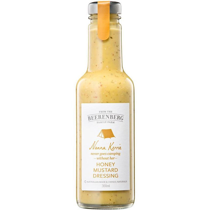 Beerenberg Honey Mustard Dressing 300ml