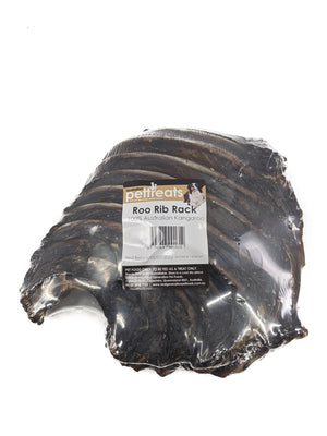 Kangaroo Rib Rack Dog Treat