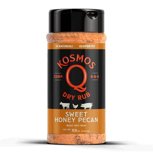 Kosmos Sweet Honey Pecan Rub - Super Butcher |
