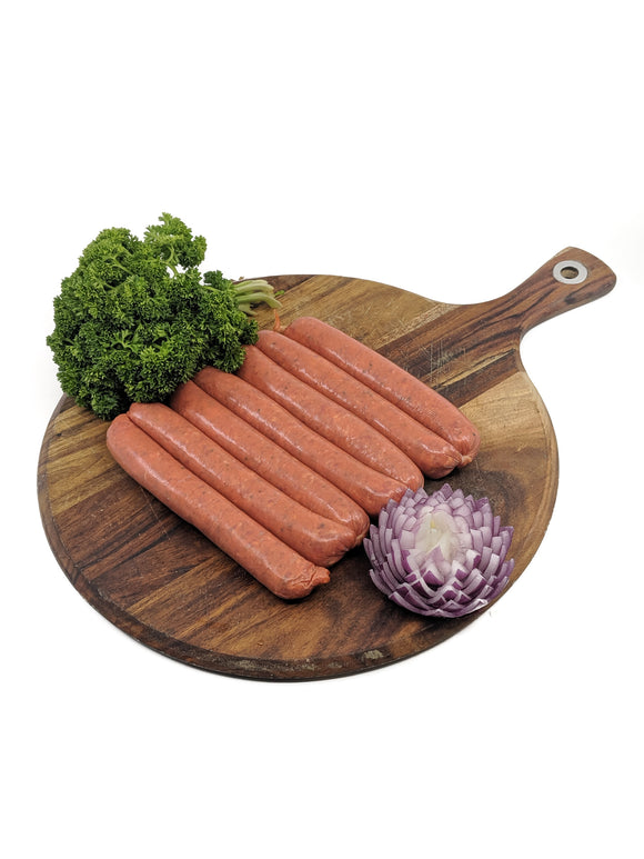 Beef Shhh Don't Tell The Kids Sausages | $15.99kg