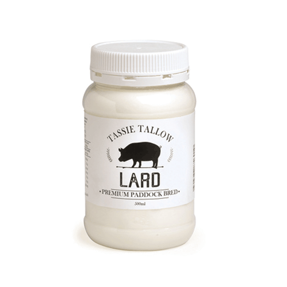 Pork Lard 500ML - Super Butcher |