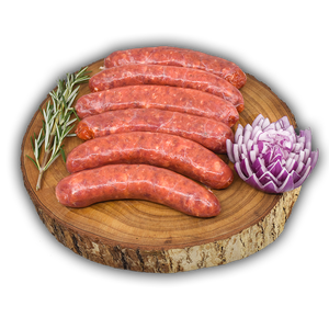 Thick Chunky Beef Sausage | $16.99kg - Super Butcher |