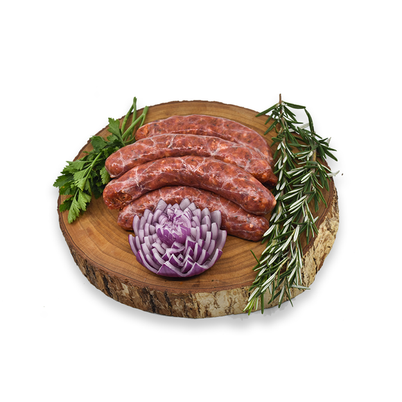 Beef, Cracked Pepper & Worcestershire Sausages | $16.99kg - Super Butcher |