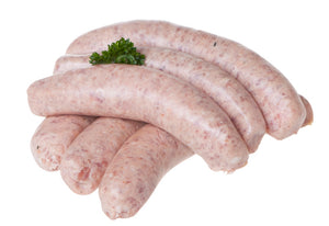 Old English Thick Pork Sausage - Super Butcher