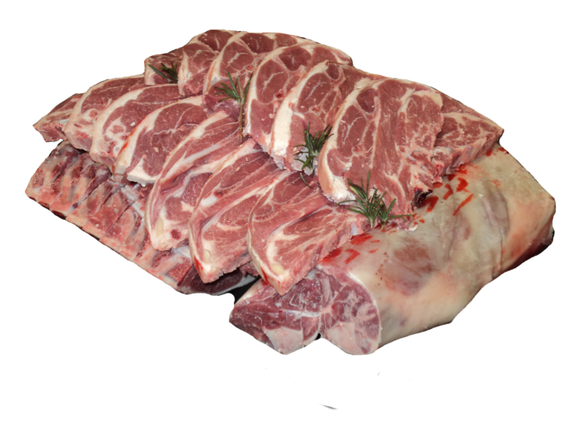 Side Of Lamb (Approx 12.5kg) | $13.99kg