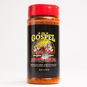 Meat Church The Gospel All Purpose Rub - Super Butcher |