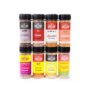 Lanes BBQ Rub Value Pack (Online Only) - Super Butcher |