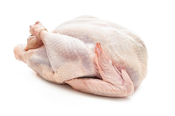 Whole Frozen Turkey (4kg)