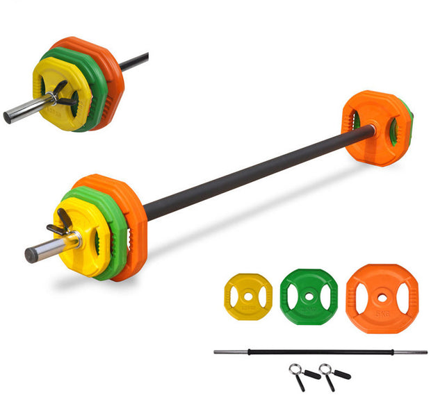 20kg Pump Set. (Standard size, not Olympic)