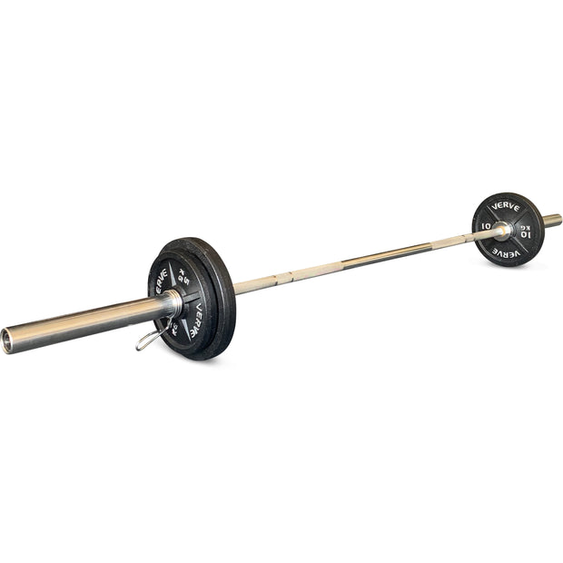 50KG Complete Olympic Barbell Set