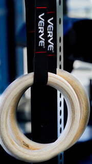 VERVE Wooden Gym Rings