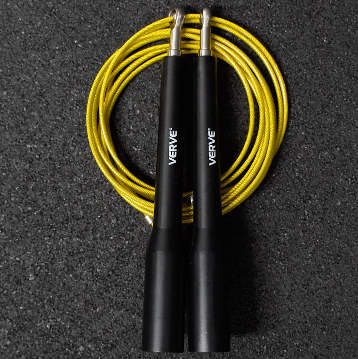 VERVE Jump Rope - Yellow Cable