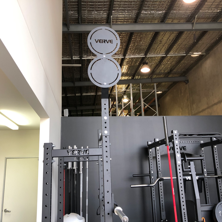 Double Wall Ball Target for VERVE Commercial Power Rack | PRE-ORDER EXPECTED NOVEMBER