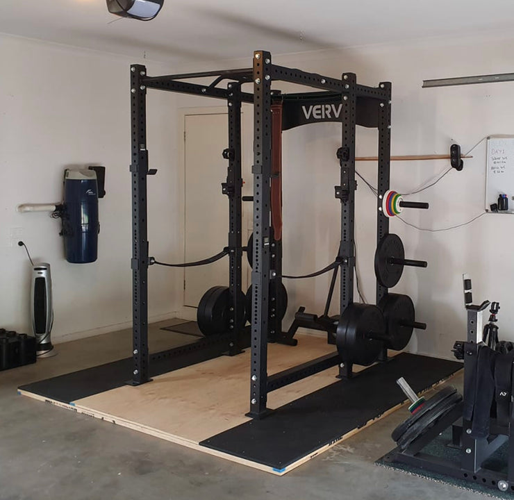 Extension Kit for VERVE Commercial Power Rack | PRE-ORDER EXPECTED FEBRUARY