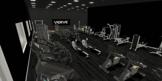 VERVE Gym Fit Out Packages