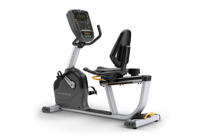 MATRIX R1x Commercial Recumbent Cycle