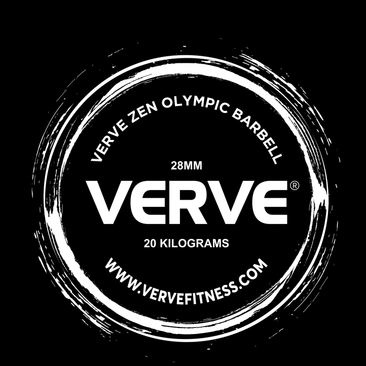 VERVE Zen Olympic Barbell - 20kg | PRE-ORDER EXPECTED NOVEMBER