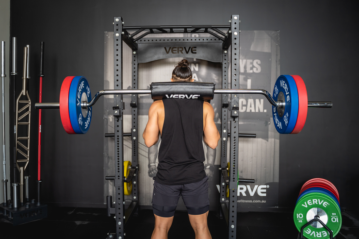 VERVE Elite Safety Squat Bar | PRE-ORDER EXPECTED NOVEMBER