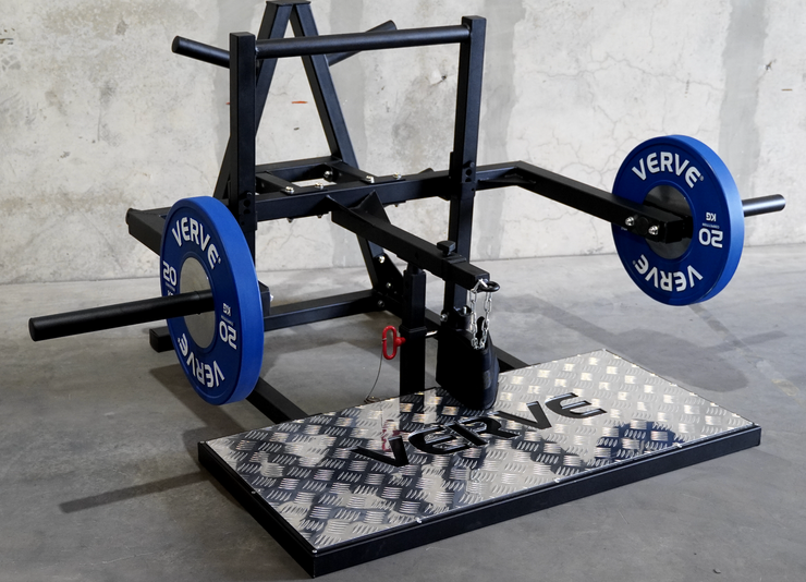 VERVE Hip Belt Squat Machine