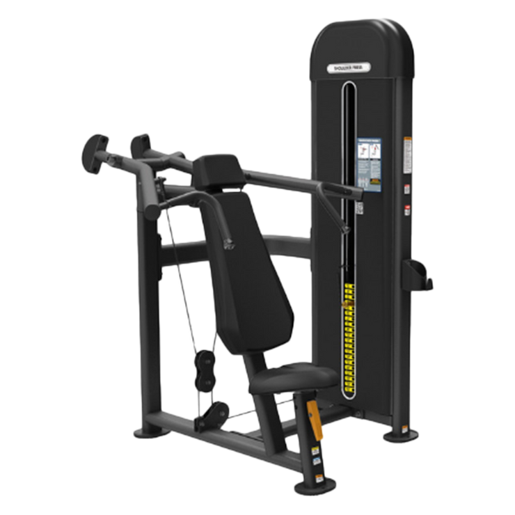 Shoulder Press Pin Loaded Machine