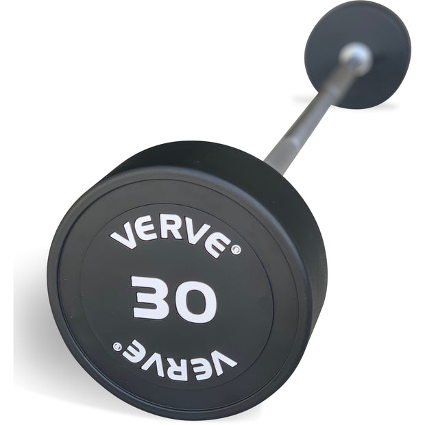 VERVE PRO Club PU Barbell Set of 10KG - 55KG (Package Price)