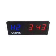 VERVE Interval Gym Timer - 6 Digit