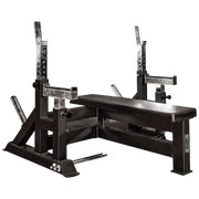 VERVE Olympic Bench Press - 4mm Thick | PRE-ORDER EXPECTED FEBRUARY