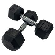 Rubber Hex Dumbbells | PRE-ORDER EXPECTED MARCH