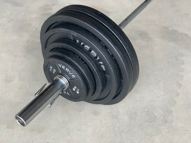 SOLD OUT | 80KG Complete Olympic Barbell Set (Package Price)