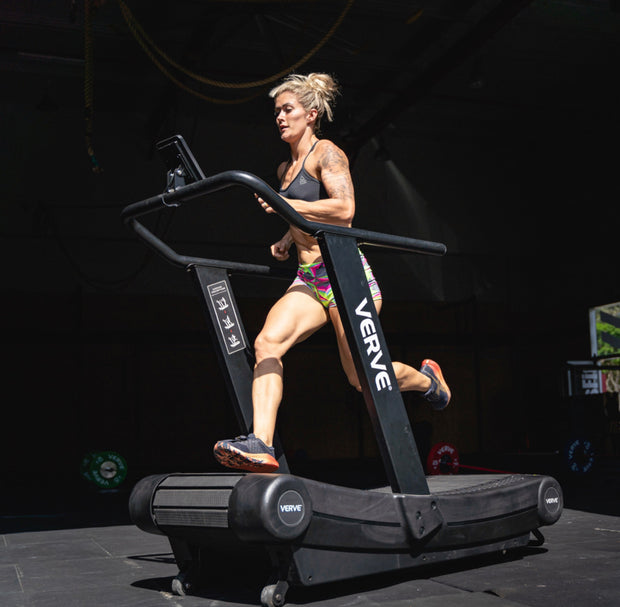 April Availability | The VERVE Runner - Curved Treadmill