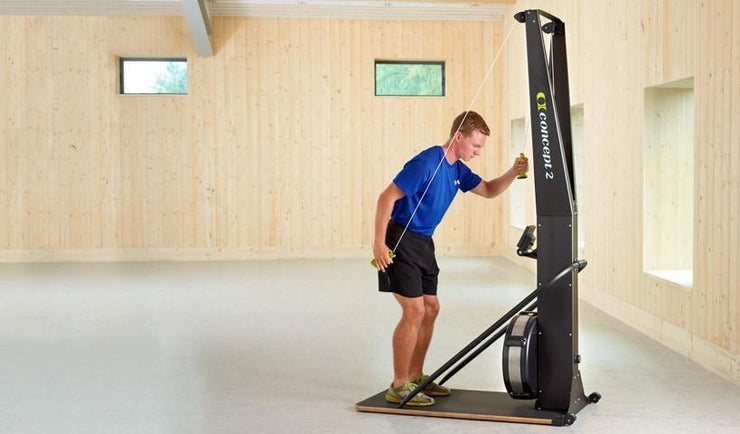Concept2 SkiErg and optional SkiErg Stand | PRE-ORDER - PLEASE CONTACT FOR AVAILABILITY