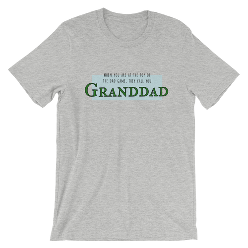 Granddad: Top of the Dad Game!