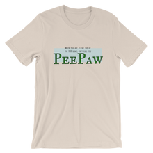 PeePaw: Top of the DAD game!