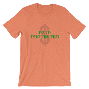 Paid Protester