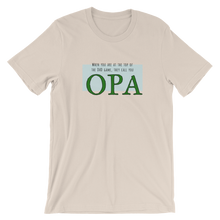 Opa: Top of the DAD game!