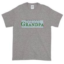 Grandpa: Top of the dad game