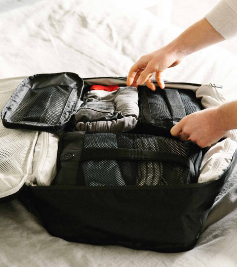 Perfect suitcase: here's how to fold clothes without ruining them!
