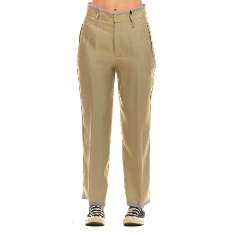 Pants for women FORTE FORTE 8209 0125