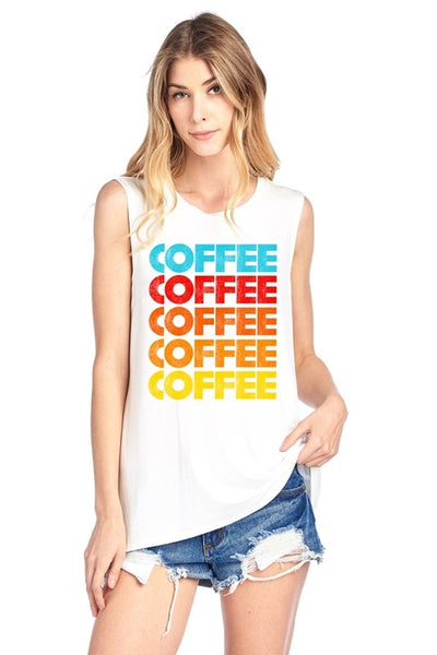 Coffee Lover Tank
