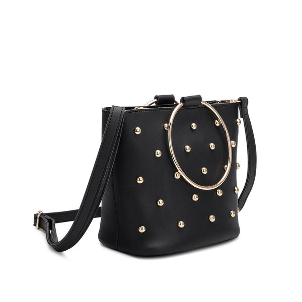 Gabby Black Crossbody