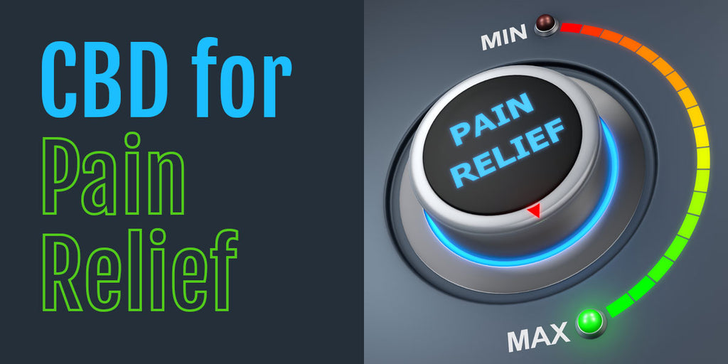 Using CBD for relief from chronic pain