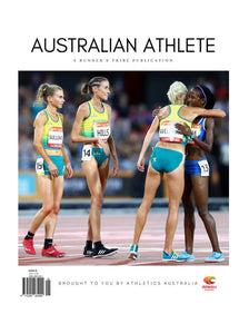 AUSTRALIAN ATHLETE (June edition)