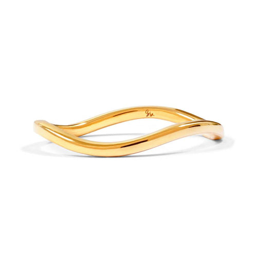 Humdrum (Gold)-Ring-Sia Shafer-Gold (Small - Size L)-pu·rist
