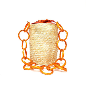 Orange Blossoms Bucket-bags-ara-pu·rist